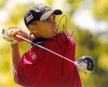 Charles Howell, PGA Tour golfer, signed 10x8 inch photo.